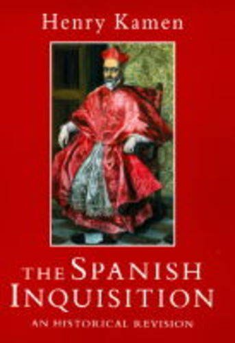 an analysis of the terror of the spanish inquisition