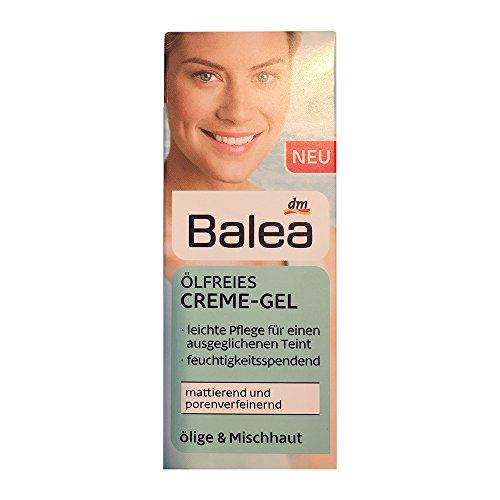 Balea Tagespflege oelfreies Creme-Gel Tube 50 ml
