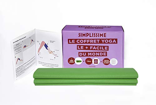 Coffret Yoga Simplissime par Collectif