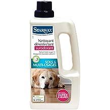 Starwax – Limpiador desinfectante desodorante animal ...