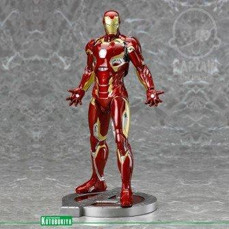 kotobukiya-statue-iron-man-3-iron-man-mark-45-kotobukiya-statue-light-up-30cm-4934054092888