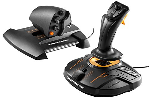 Thrustmaster T16000M FCS HOTAS (Hotas System, T.A.R.G.E.T Software, PC)