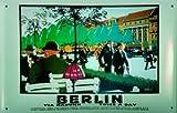 1961. Schild ARTDECO BERLIN