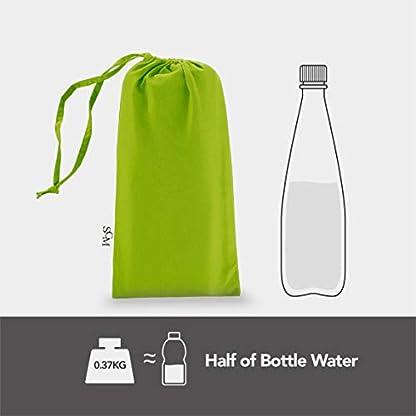 Silk Soft Sleeping Bag Liner - Lightweight Travel Sheet Camping Sleep Bag Prevent Dirty On Business Hotel 6