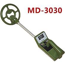 HENGKANG Detector De Metales MD3030 Porque Alta Sensibilidad Impermeable Subterráneo Detector De Metales Joyería Caza Búsqueda