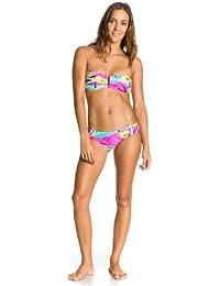 Roxy U Bandeau Boy Brief - Bikini turquesa Light Jade Talla:XS