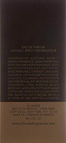 Jil Sander Simply Jil Sander femme/ women, Eau de Parfum, Vaporisateur/ Spray 60 ml, 1er Pack, (1x 60 ml)