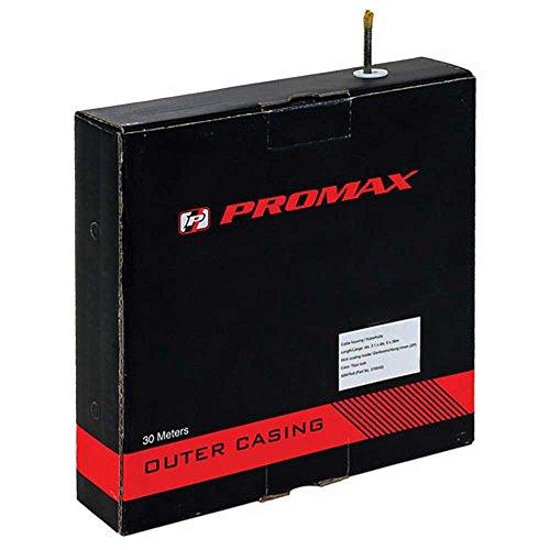 promax-schalthulle-4mm-30m-mit-teflon-schwarz-fahrrad