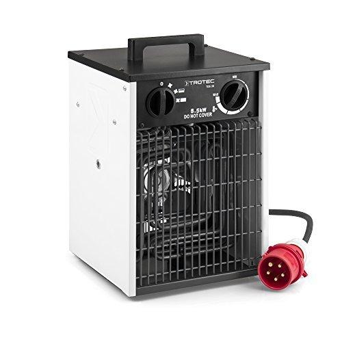 TROTEC Elektroheizer TDS 30 mit 5,5 kW