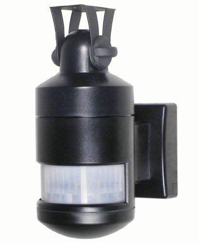 Nightwatcher Robotische Wandhalterung NW100 für CCTV Kamera, schwarz