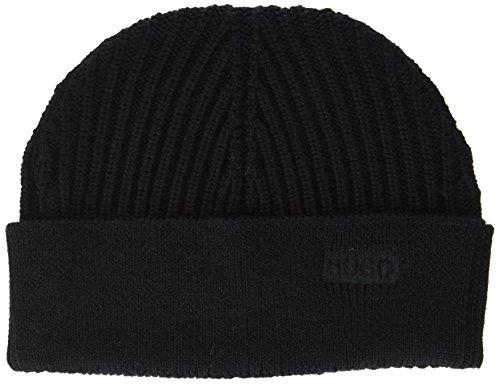 HUGO Herren Xianno Baseball Cap, Schwarz (Black 001), One Size (Herstellergröße: STCK) -