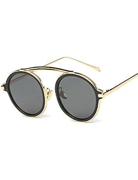 Las Nuevas Gafas De Sol Del Marco / Moda 2017 / Sra / Tendencia / Marco Circular / Metal,G
