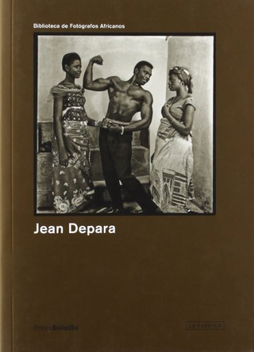 Descargar Libro JEAN DEPARA (BIBLIOTECA DE FOTÓGRAFOS AFRICANOS) de JEAN DEPARA