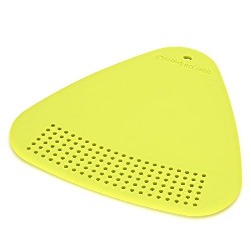 Light my Fire CuttingBoard Plus Passoire combinée à Une Planche à découper Mixte Adulte, Lime