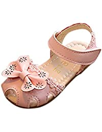 Huhua Sandali Bambine, Rosa (Pink), 37 EU Y
