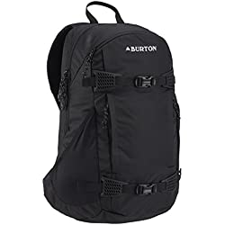 Burton Day Hiker Mochila, Unisex Adulto, Negro (Negro Ripstop), 25 l