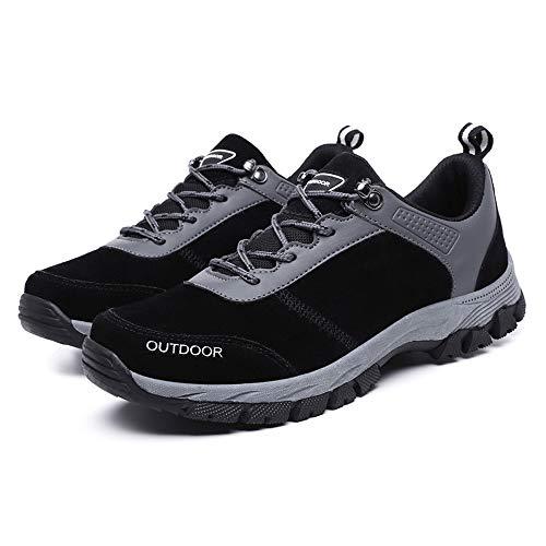 9b9878ba9837 Quaan Männer Laufen Schuhe Wandern Schuhe Turnschuhe Sportlich Draussen  Sport Wandern Turnschuhe.