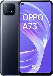 OPPO A73 5G Smartphone - 128GB - Ink Black, zwart
