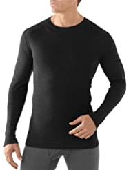 Smartwool Midweight Crew Men's Long-Sleeved Base Layer Shirt