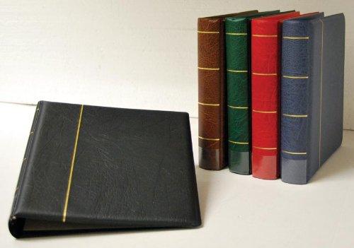 Prophila Kobra Reliure pour monnaies, billets, lettres et cartes postales, noir