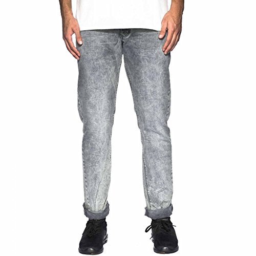 Globe -  Jeans  - Uomo grigio 32W x 32L
