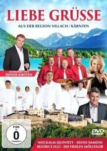 Liebe Grüße aus der Region Villach / Kärnten