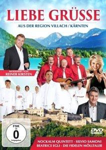 Coverbild: Liebe Grüße aus der Region Villach