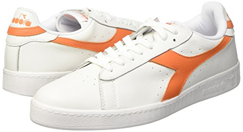 Multicolore 44 Diadora Game L Low Waxed Scarpe Low Top Unisex Adulto bu4