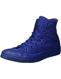 Converse Unisex-Erwachsene All Star Hi Monochrome Hightop Sneaker