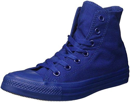 Converse Sneaker Alta All Star Hi Monochrome Blu EU 42...