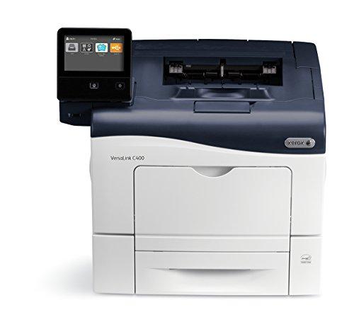 Xerox Versalink C400DN A4 35/Seiten/Min. Beidseitiges Farb-Laserdrucker PS3 PCL5e/6 2 Behälter 700 Blatt Insgesamt
