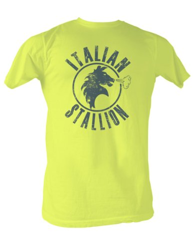 sche Hengst T-Shirt in gelb, XX-Large, Yellow ()