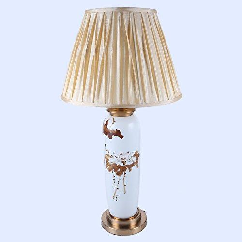 sdkky-la-maison-dornements-de-tissu-imitation-lampe-glacure-blanche-ameublement-de-maison-surface-or