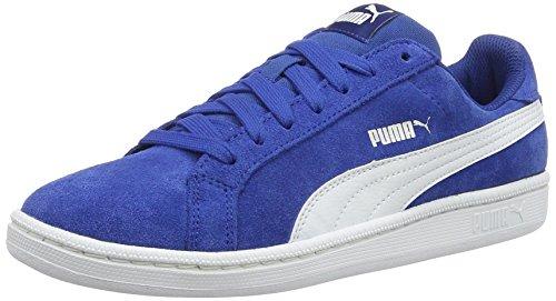 Preisvergleich Produktbild Puma Unisex-Erwachsene Smashsd Sneaker,  Blau (True Blue-White 09),  44 EU