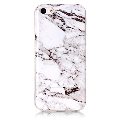 Lotuslnn iPhone 5/5s/SE Conque- Anti-Scratch Protection Etui Pour iPhone 5/5s/SE TPU Silicone Soft Cover iPhone 5/5s/SE( Coque, Stylus Pen ,Screen Protector )-Multicolored Rock