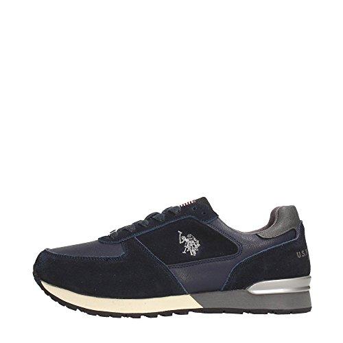 U.S. Polo Assn. TABRY4114W6/SY1 Sneakers Uomo Crosta DK.BLUE DK.BLUE 43