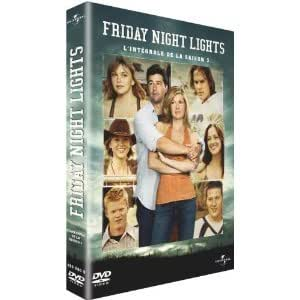 Friday Night Lights - Season 3 [French Import / Region 2]