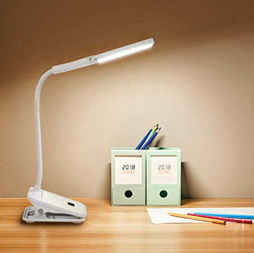 Lights & Lighting Able 2018 New 6w Led Usb Dimmable Clip On Reading Light For Laptop Notebook Piano Bed Headboard Desk Portable Night Light Fine Workmanship