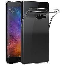 Funda Xiaomi Mi Note 2, AICEK Xiaomi Mi Note 2 Funda Transparente Gel Silicona Xiaomi Mi Note 2 Premium Carcasa para Xiaomi Mi Note 2