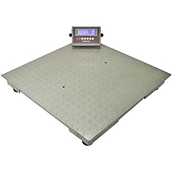 T Mech Industrial Platform Pallet Weighing Scales Steel