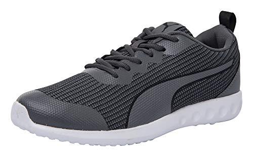 Puma Men's Grey Running Shoes-9 UK (49 EU) (19291502)
