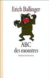 ABC des monstres