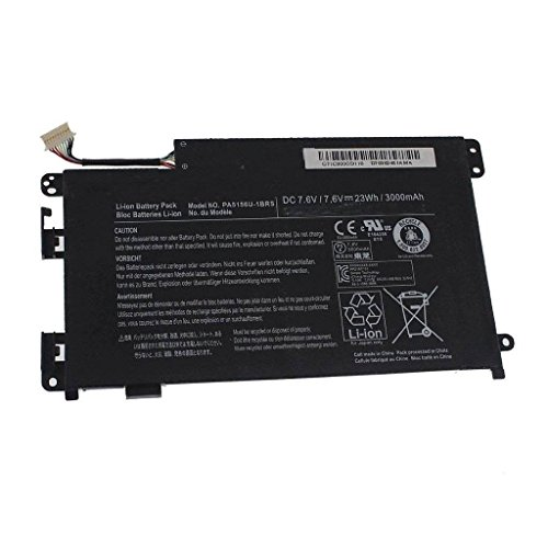 BPX Laptop Battery 7.6v 23wh 3000mah for Toshiba Click W35dt Series Pa5156u-1brs P000577240