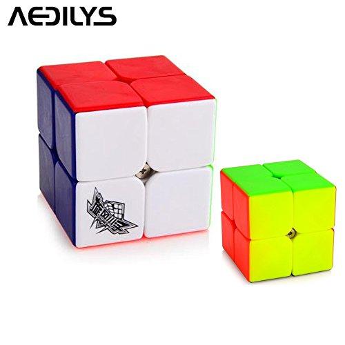 Cyclone Boy Cubo Magico 2X2x2 Velocità Smooth Cube Puzzle