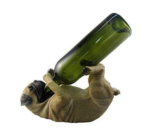 +d DWK HD45625-11,5 Zoll Weinhalter Chug A Lug - Mops Weinhalter
