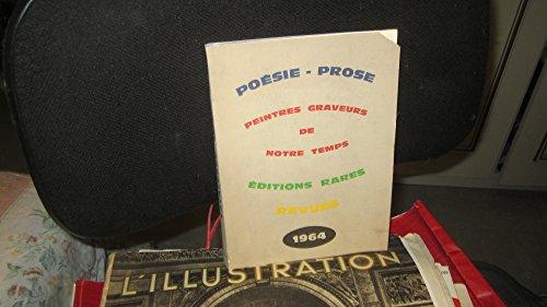 Librairie Nicaise, Cataloogue No.11 - Poésie, Prose, Peintres Graveurs De Notre Temps, Editions Rares, Revues