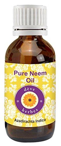 Deve Herbes Pure Neem Oil - Azadirachta Indica 100ml