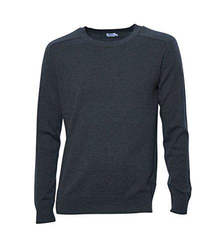 filippa-k-herren-pullover-strickpullover-sweater-wolle-grun-6656-dusty-green-melange-xl