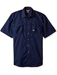 Ariat Men's Rebar Short Sleeve Work Shirt