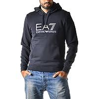 EA7 274377 (Nero Con Cappuccio Camicia)